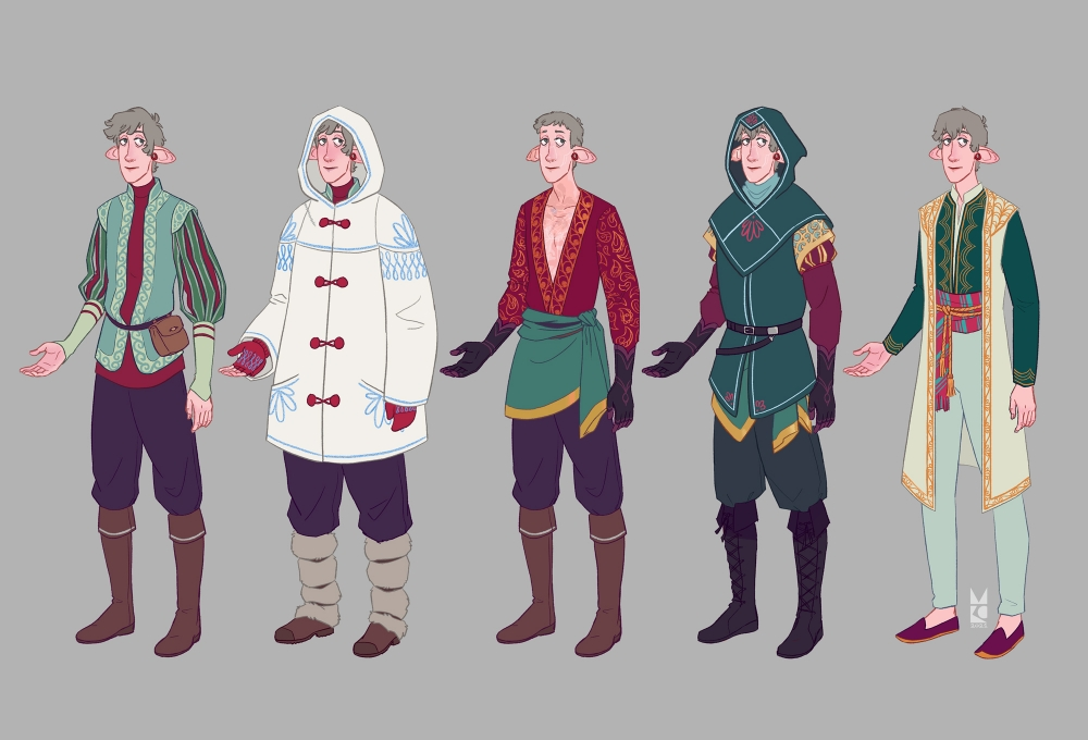 Galenas | Bard | wardrobe